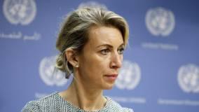 Захарова прокомментировала возможное прекращение диалога с Евросоюзом