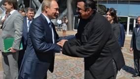Путин поблагодарил Сигала за участие в восстановлении популяции омуля