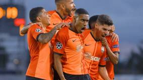«Реал» проиграл «Шахтеру» в матче Лиги чемпионов