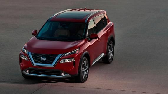 Nissan запатентовал в России новый кроссовер X-Trail