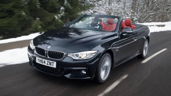 BMW объявил российские цены на новый кабриолет 4-й серии