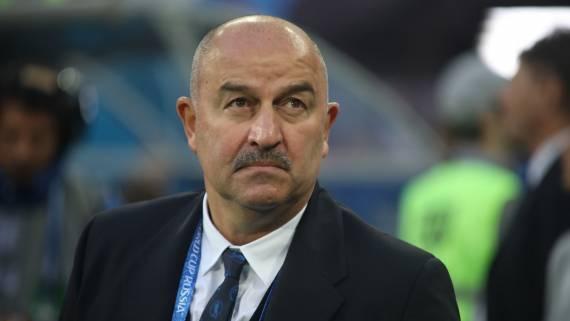 «Локомотив» рассматривал Черчесова на пост главного тренера команды