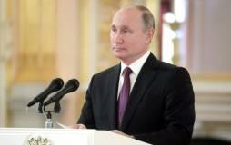 Владимиру Путину исполняется 68 лет