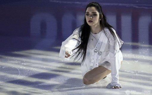 Медведева сыграет роль Кити Щербацкой в ледовой постановке «Анны Карениной»
