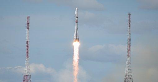 Корабль «Союз МС-19» с первым в мире киноэкипажем на борту вышел на околоземную орбиту