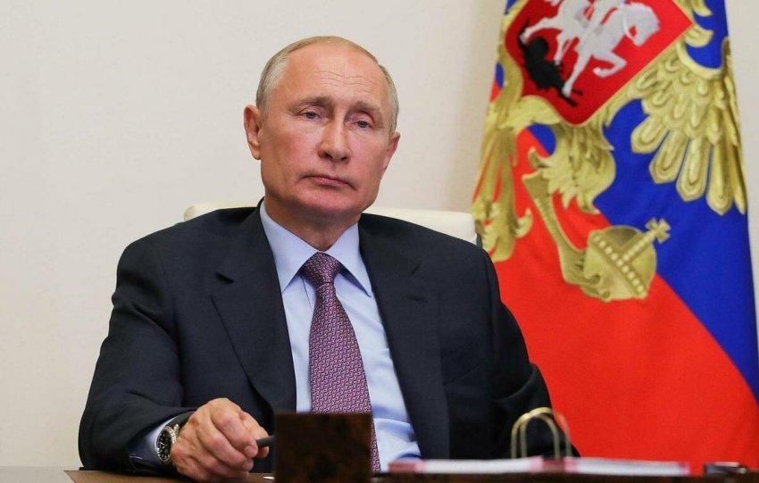 Путин заявил об угрозе прекращения транзита газа в ЕС через Украину из-за изношенности ГТС