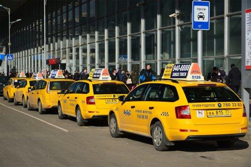 Совет Федерации рассмотрит законопроект об изменении работы агрегаторов такси