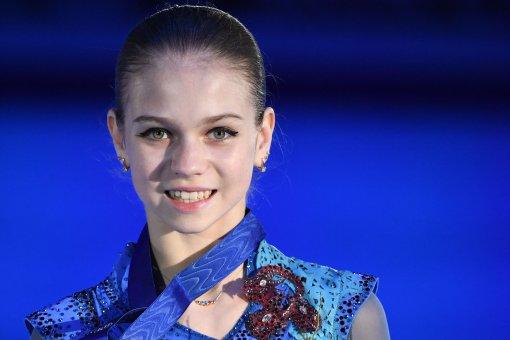 Фигуристка Меган Дюамель отметила, что Александра Трусова является ее любимой спортсменкой ФК
