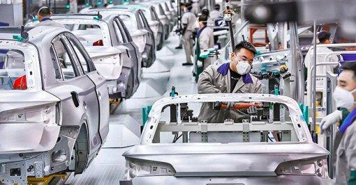 Китайские автогиганты захватывают российский рынок