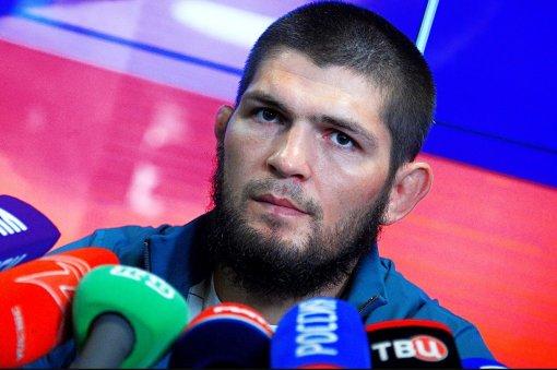 Хабиб Нурмагомедов выразил поддержку Исмаилову после поражения от Минеева