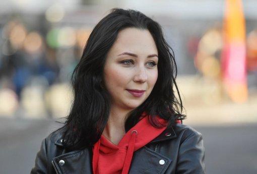 Фигуристка Елизавета Туктамышева показала забавное фото с «усами»