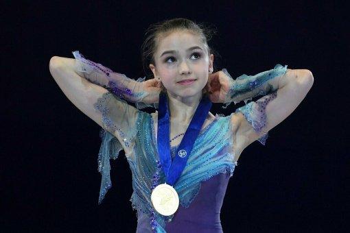 Тренер Гончаренко оценила два мировых рекорда фигуристки Камилы Валиевой