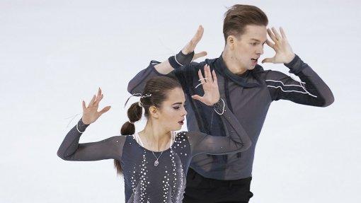 Фигуристы Шевченко и Ерёменко будут участвовать в этапе «Гран-при» в Японии