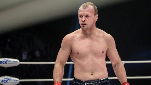 Боец Александр Шлеменко рассказал о товарищеских отношениях с Хабибом Нурмагомедовым
