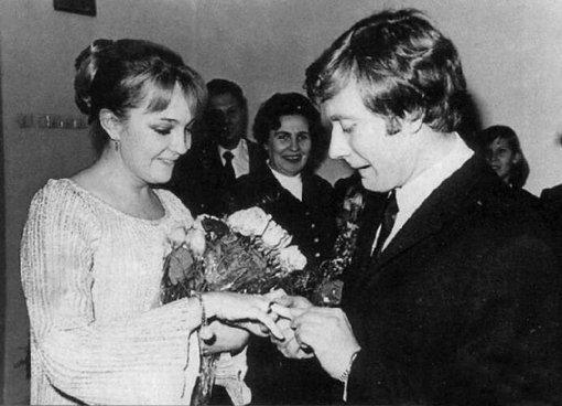 Актер Андрей Миронов был против карьеры актрисы Екатерины Градовой