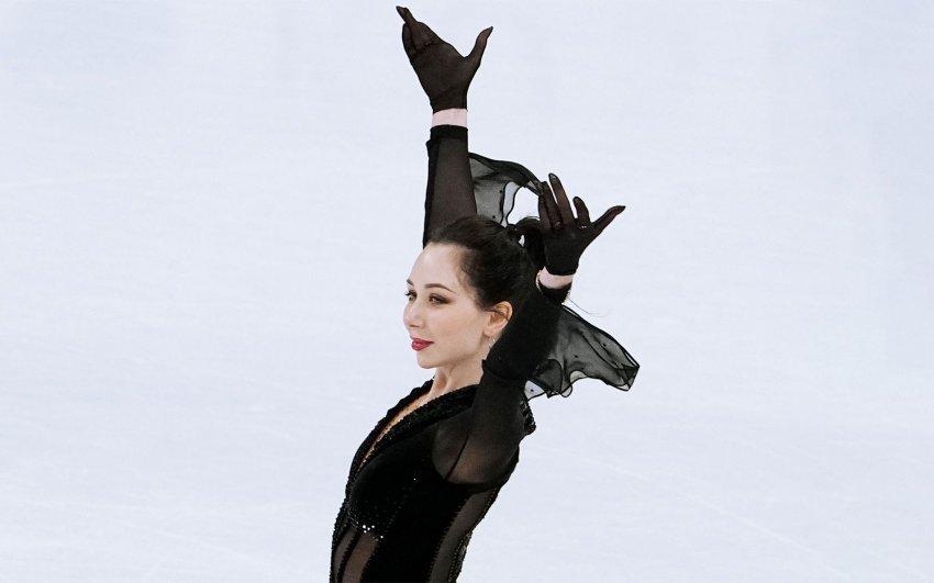 Фигуристка Елизавета Туктамышева показала фигуру в бикини на отдыхе в гостиничном комплексе