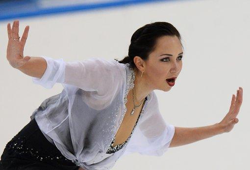Туктамышева рассказала, сколько времени тратит на макияж и прическу перед соревнованиями