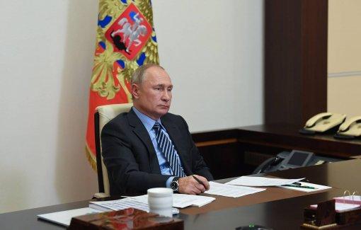 Владимир Путин заявил, что не поддерживает обязательную вакцинацию от коронавируса в России