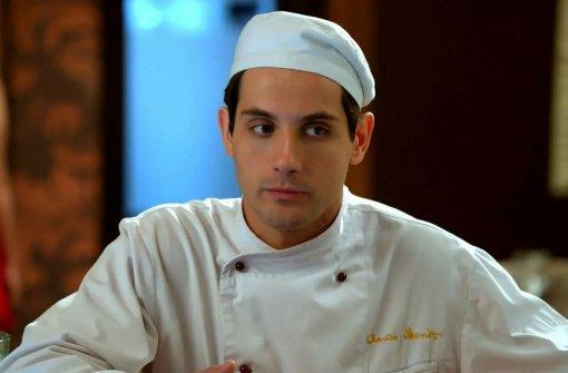Звезда «Кухни» Богатырев впервые показал лицо сына от Арнтгольц