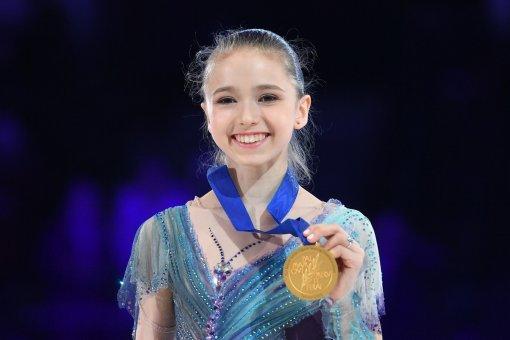 Камила Валиева превзошла мировые рекорды Трусовой и Косторной на турнире Finlandia Trophy