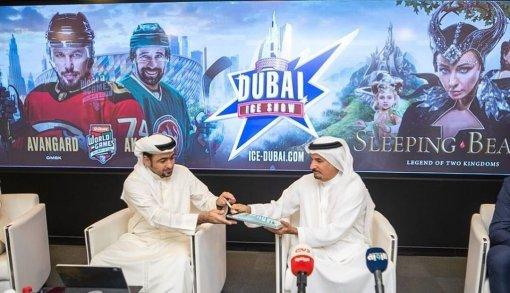 Впервые в Дубае: Татьяна Навка анонсировала грандиозное ледовое шоу в ОАЭ