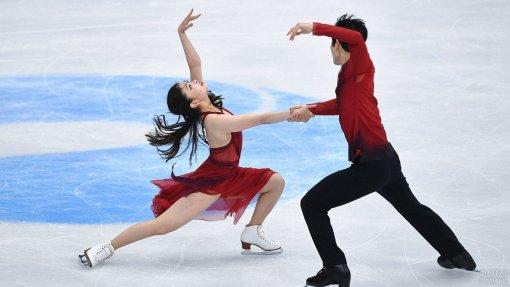 Дуэт Шабалиной и Галаева стали обладателями Кубка Санкт-Петербурга в танцах на льду