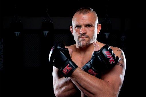 Боец UFC Чак Лидделл был задержан по инциденту домашнего насилия