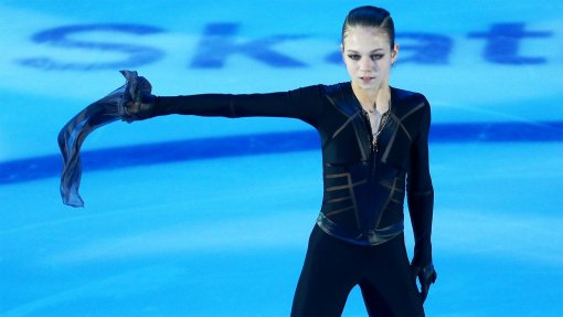Фигуристка Александра Трусова получила травму ноги перед соревнованиями