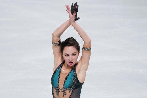 Фигуристка Елизавета Туктамышева показала поклонникам свой отдых после соревнований