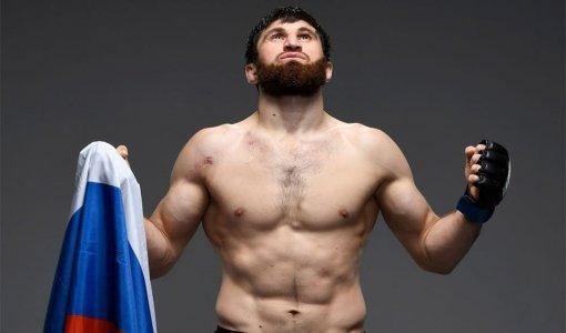 Боец Магомед Анкалаев выразил поддержку Хабибу после шутки про дагестанцев