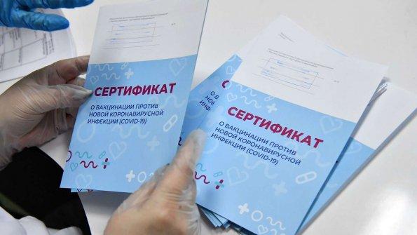 Россия и ЕС провели встречу по взаимному признанию сертификатов о вакцинации от COVID-19