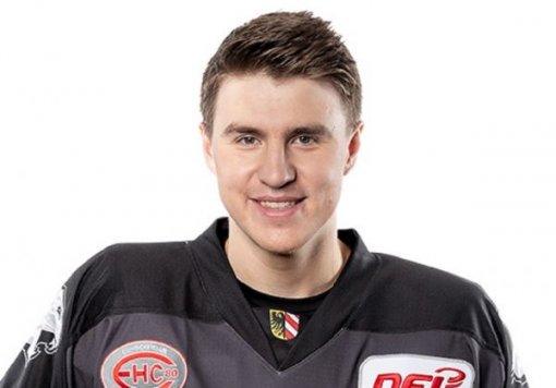 Российский хоккеист рассказал о том, как подшучивают над ним его одноклубники в немецкой лиге