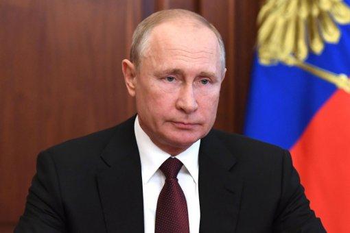 Президент России Путин считает, что политическая ситуация на Украине зашла в тупик