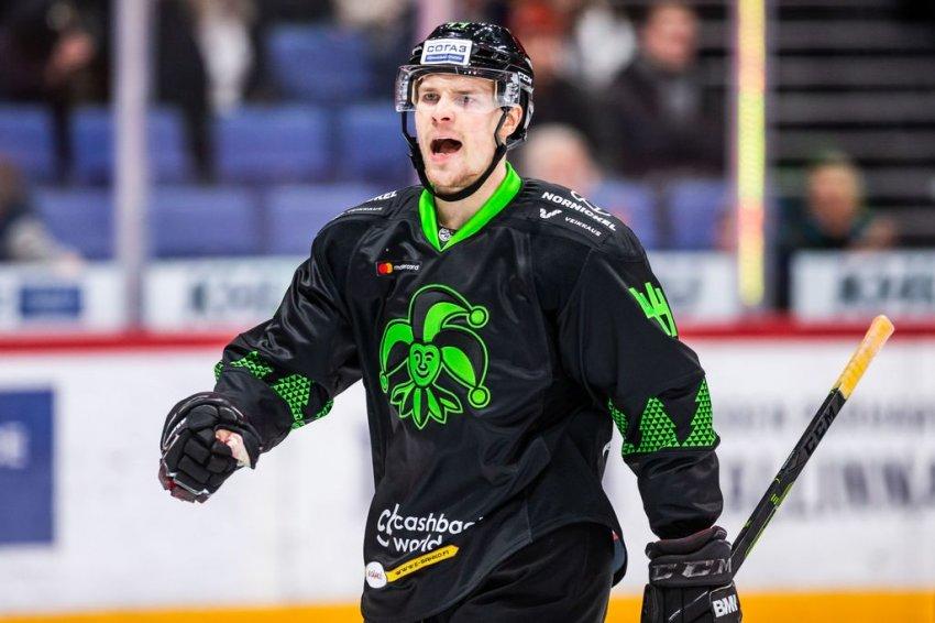 Самый результативный защитник КХЛ отправлен «Коламбусом» на драфт отказов