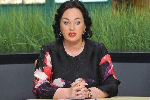 Состояние здоровья телеведущей Ларисы Гузеевой может усугубиться из-за страха