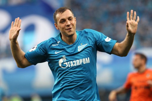 Экс-тренер «Спартака» Дмитрий Аленичев заявил, что Артём Дзюба потерял место в сборной России