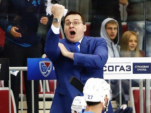 Тренер-шоумен Андрей Назаров возвращается в КХЛ