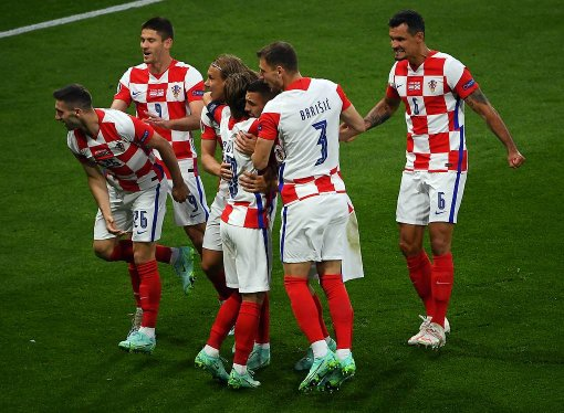 Сборная Хорватии может помешать России занять первое место на отборе ЧМ-2022