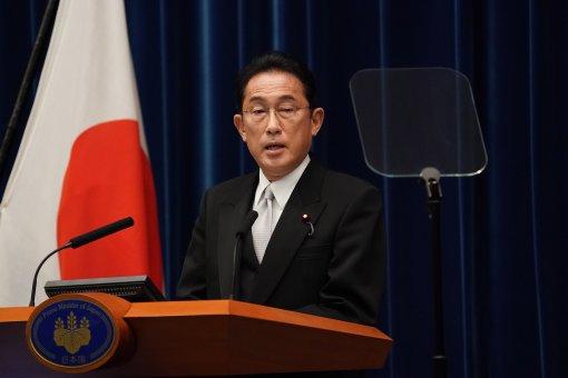 Глава правительства Японии Кисида подтвердил намерение заключить мирный договор с РФ