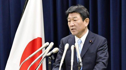 Правительство Японии надеется на мирный исход ситуации вокруг Тайваня