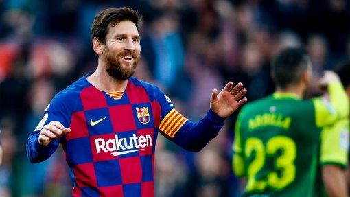 Футболист Лионель Месси не жалеет об уходе из «Барселоны» и переходе в «ПСЖ»