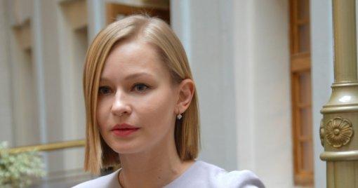 Актриса Юлия Пересильд рассказала, что боится деформации лица из-за невесомости