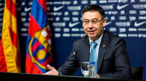 Руководство «Барселоны» заявило, что у них полно причин подать в суд на Жозепа Бартомеу