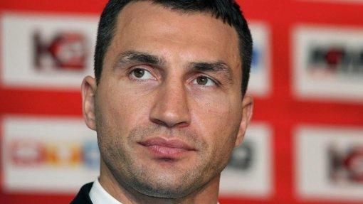 Боец Владимир Кличко поделился воспоминанием от получения первого титула чемпиона мира