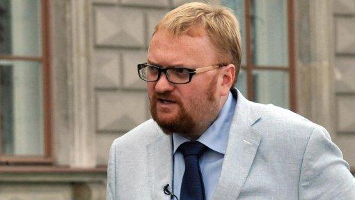 Депутат Виталий Милонов прокомментировал негатив в свою сторону после поединка с Джигурдой