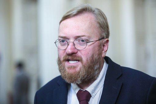 Депутат Виталий Милонов жёстко отреагировал на шутку Нурмагомедова о дагестанцах