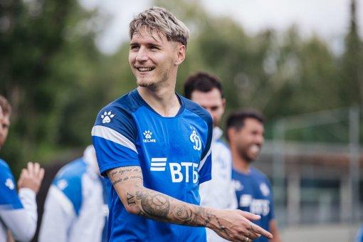 Защитник «Динамо» Варела считает, что Дания уступает России по уровню развития