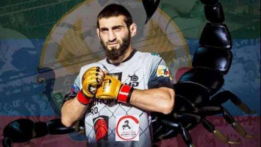 Российский боец Умахан Ибрагимов победил соперника за пять секунд боя