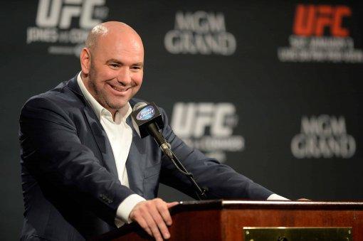 Глава UFC Дана Уайт прокомментировал на избиение Макгрегором итальянского диджея Фаччинетти