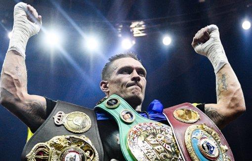 Боксёр Беллью назвал единственный способ победить Александра Усика